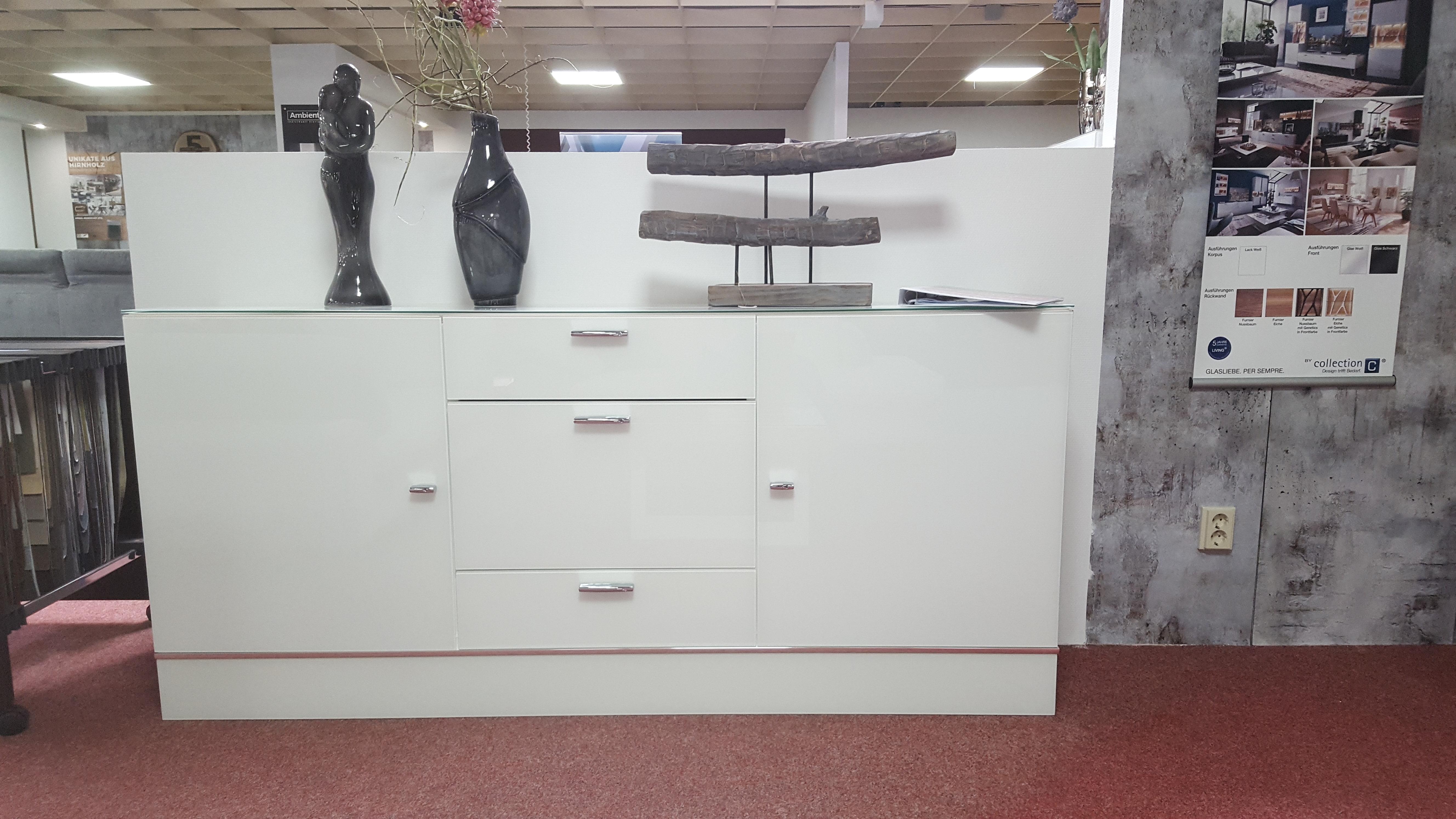 Sideboard weiß 223000-003
