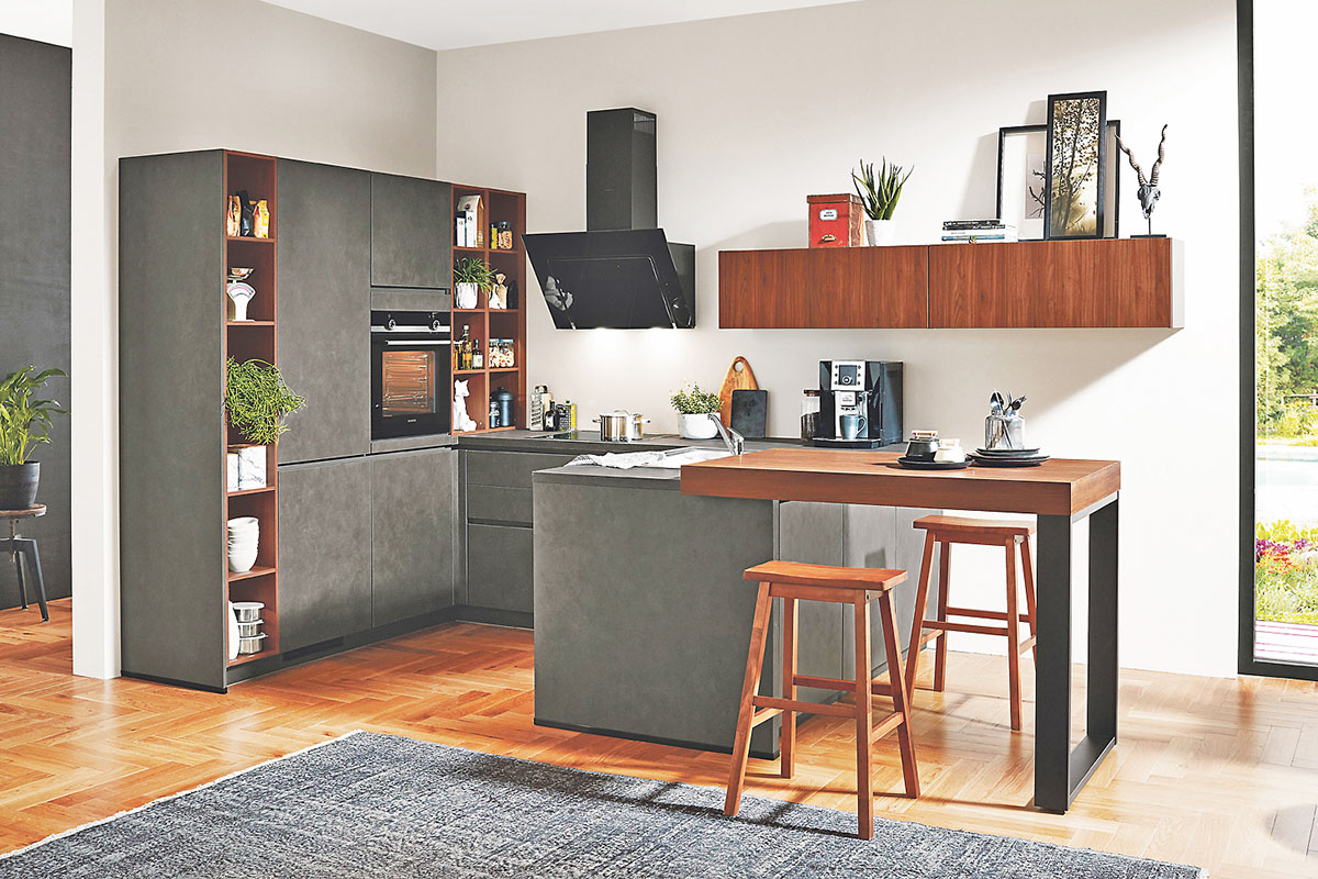 Küche Pollux B201959