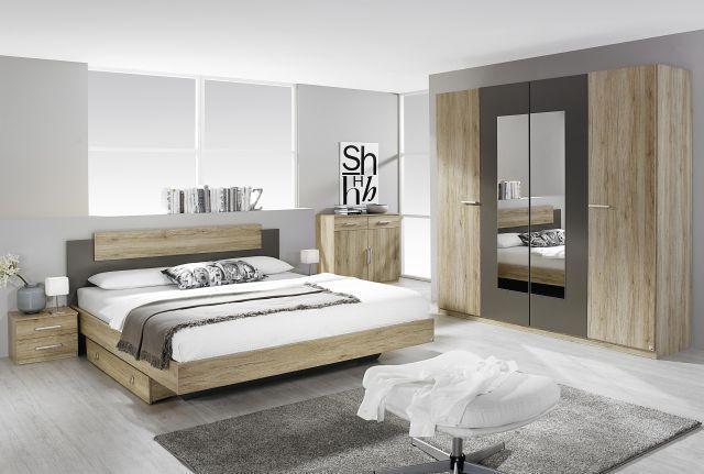 Schlafzimmer Borba 4tlg. 117031